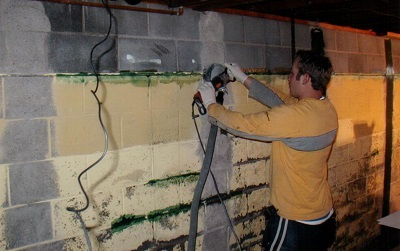 Buffalo NY Basement Waterproofing System By Utech Waterproofing - Utech basement waterproofing