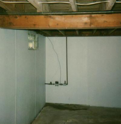 Incroyable Interior Basement Waterproofing Gallery