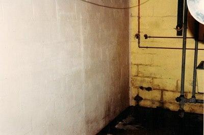 Interior Basement Waterproofing Gallery