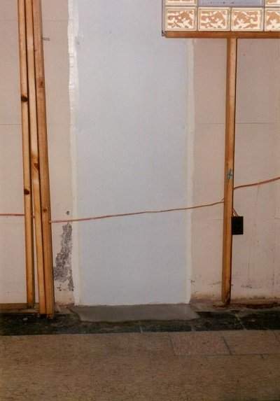 Wall Crack Repair With InjectASeal Utech Waterproofing - Utech basement waterproofing