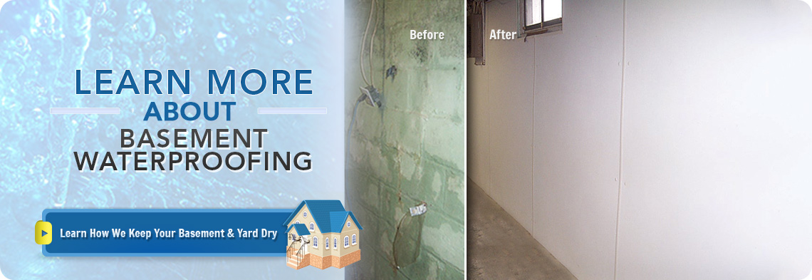 Attractive UTECH Basement Waterproofing | Quality And Service Guaranteed