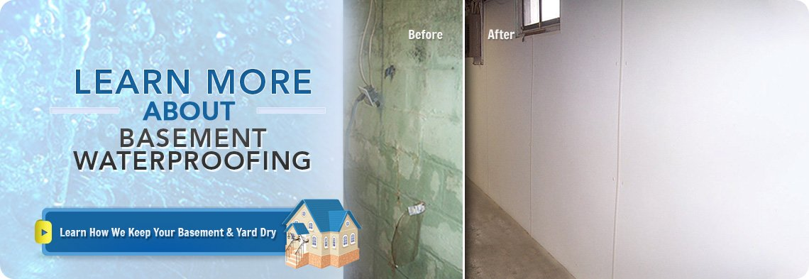 Learn More About Basement Waterproofing