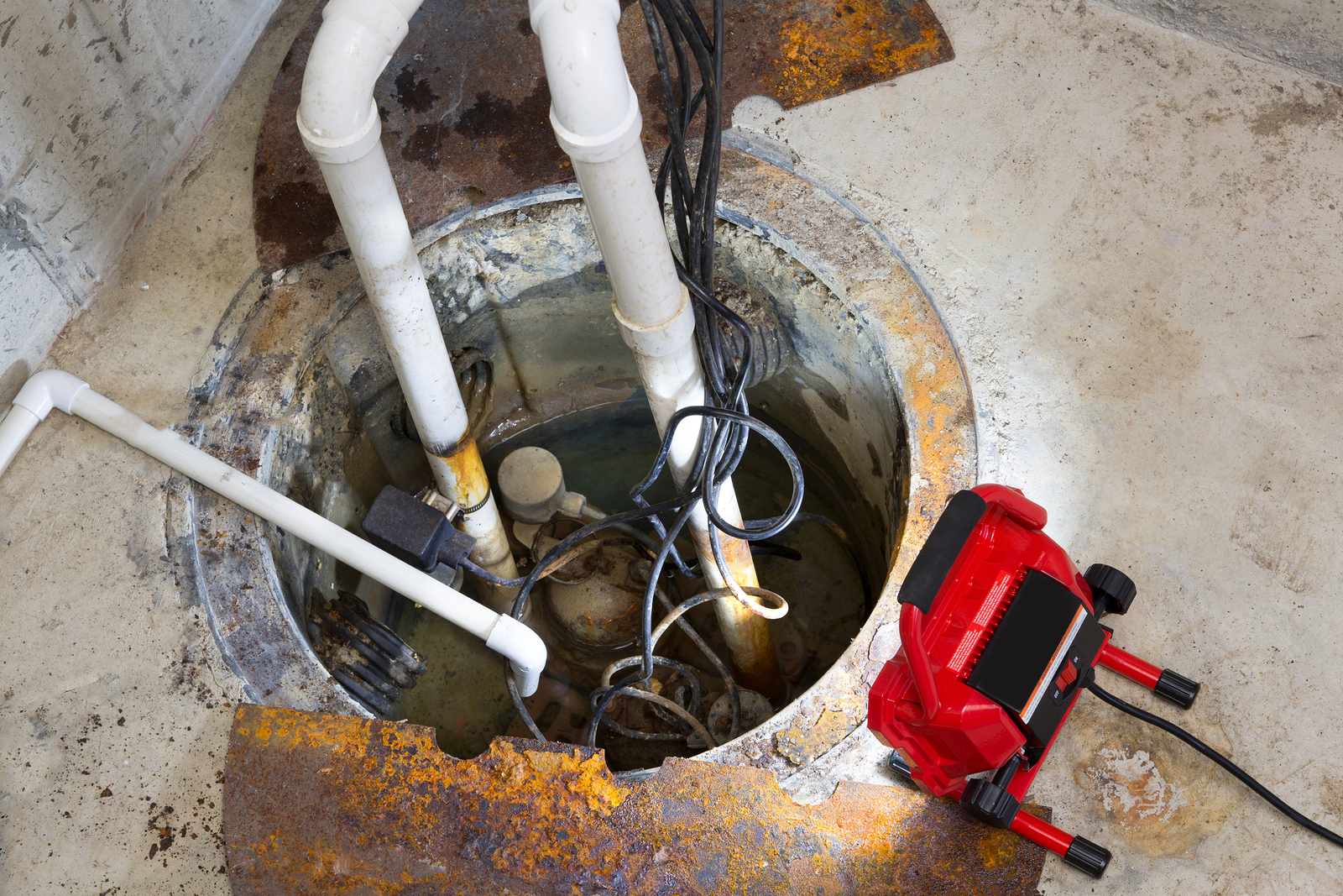 Grand Island Sump Pumps